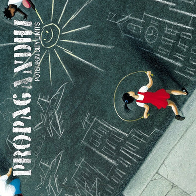 Propagandhi - Potemkin City Limits<br>Vinyl LP - Monkey Boy Records