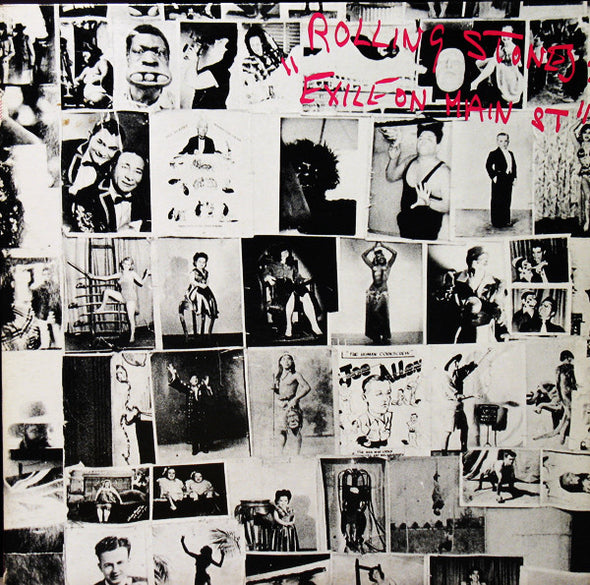 Rolling Stones - Exile On Main Street<br>Vinyl LP