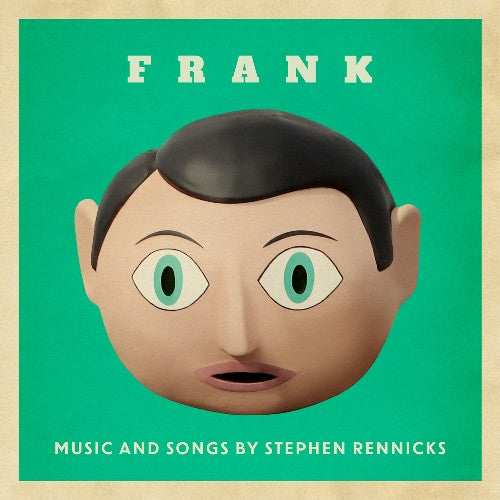 "FRANK Original Soundtrack<br>12"" Vinyl"