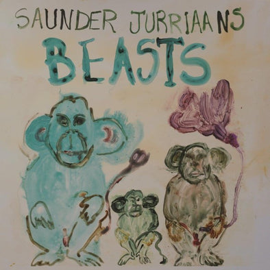 Saunder Jurriaans - Beats