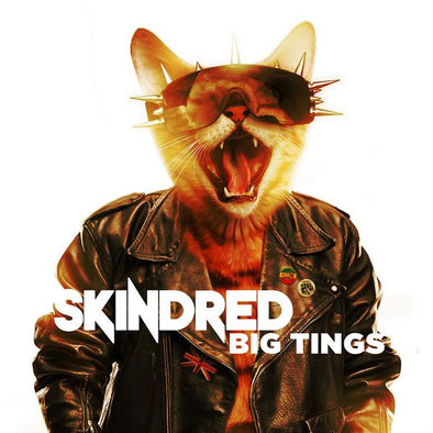 Skindred - Big Tings<br>Vinyl LP