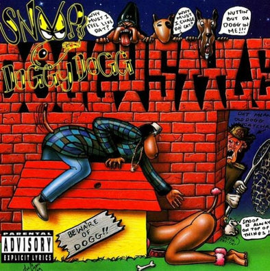 Snoop Dogg - Doggystyle<br>Vinyl LP