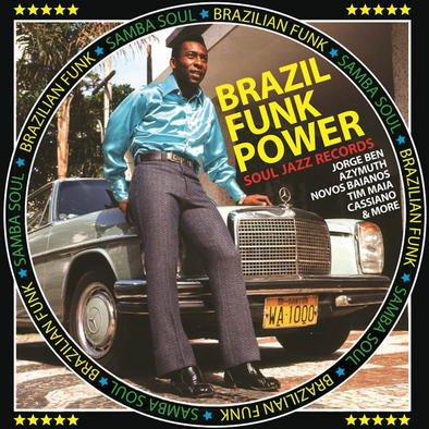 Soul Jazz Records Presents... Brazilian Funk Power [RSD20]