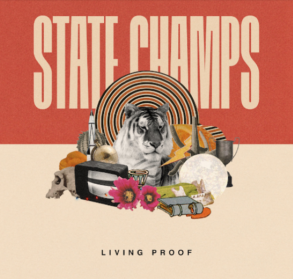 State Champs - Living Proof<br>Vinyl LP
