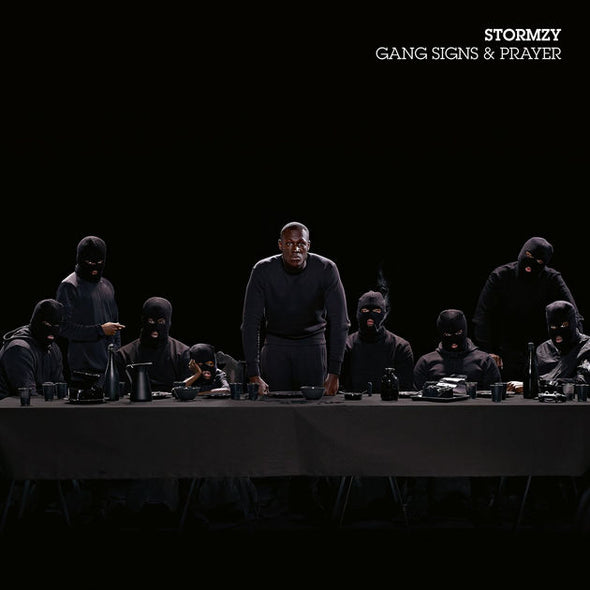 Stormzy - Gang Signs & Prayer<br>Vinyl LP