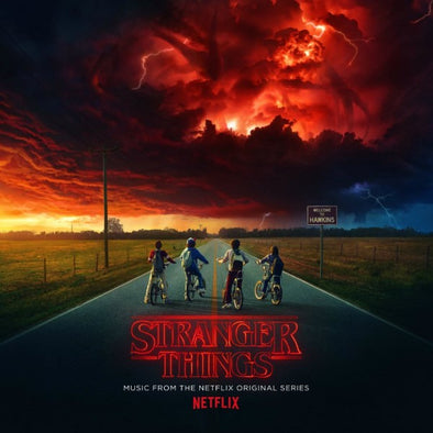 Stranger Things: Music From The Netflix Original Series<br>Vinyl LP