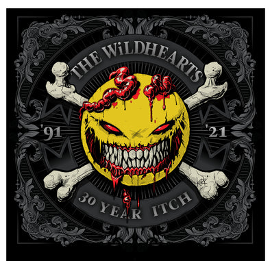 The Wildhearts – Thirty Year Itch