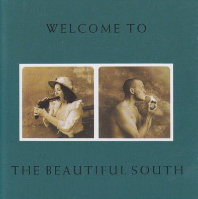 The Beautiful South - Welcome To The Beautiful South<br>Vinyl LP