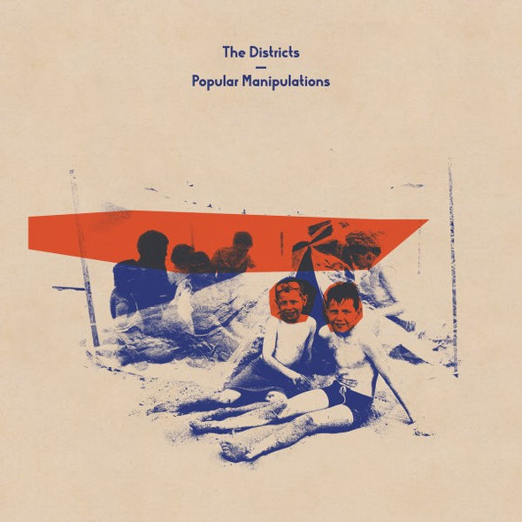 The Districts - Popular Manipulations<br>Vinyl LP