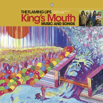 The Flaming Lips - The King's Mouth