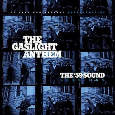 The Gaslight Anthem - The 59' Sound Sessions<br>Vinyl LP