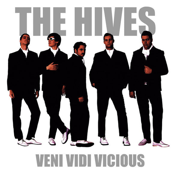 The Hives - Veni Vidi Vicious - Monkey Boy Records