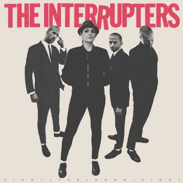 The Interrupters - Fight The Good Fight<br>Vinyl LP