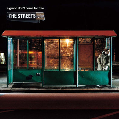 The Streets - A Grand Don't Come For Free<br>Vinyl LP