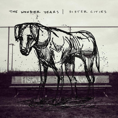 The Wonder Years - Sister Cities<br>Vinyl LP