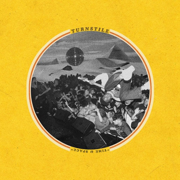 Turnstile - Time And Space<br>Vinyl LP