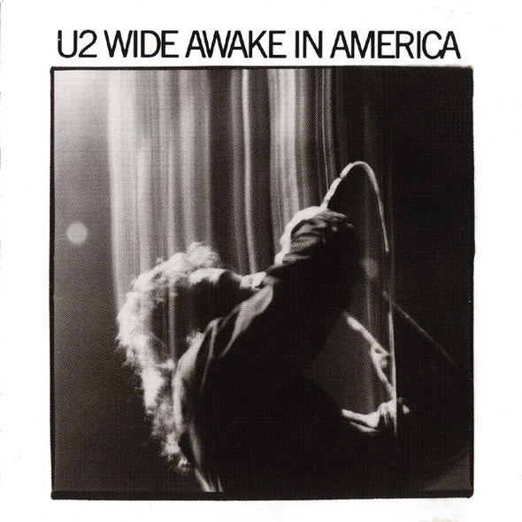 U2 - Wide Awake In America<br>Vinyl EP