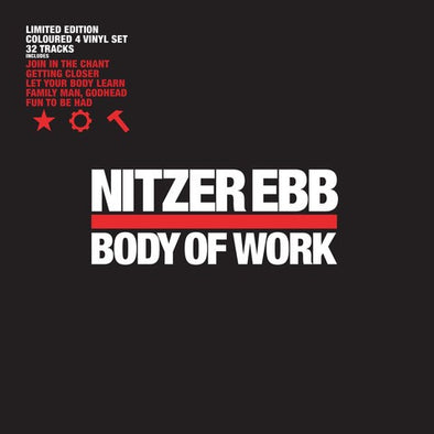 Nitzer Ebb - Body Of Work