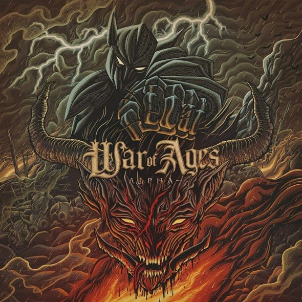 War Of Ages - Alpha<br>Vinyl LP