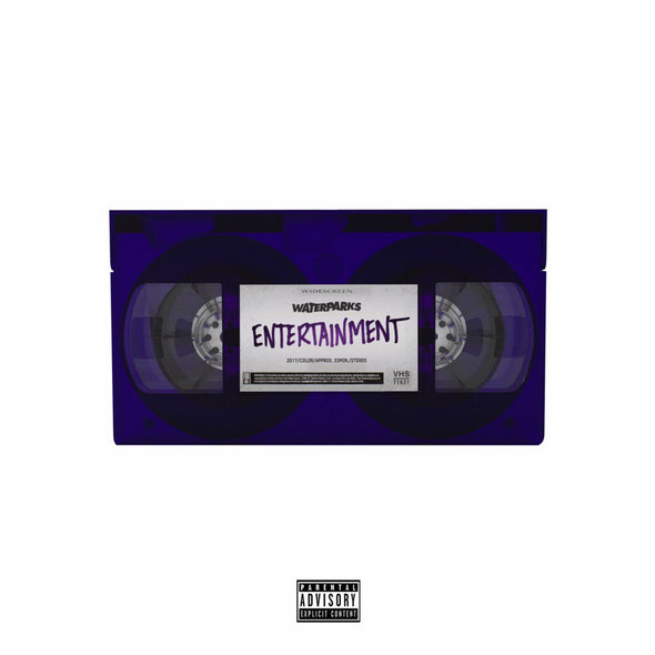 Waterparks - Entertainment<br>Vinyl LP