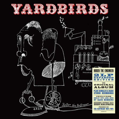The Yardbirds - Roger The Engineer: Expanded Edition [RSD20]