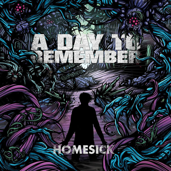 "A Day To Remember - Homesick<br>12"" Vinyl"