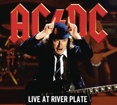 AC/DC - Live At River Plate<br>Vinyl LP
