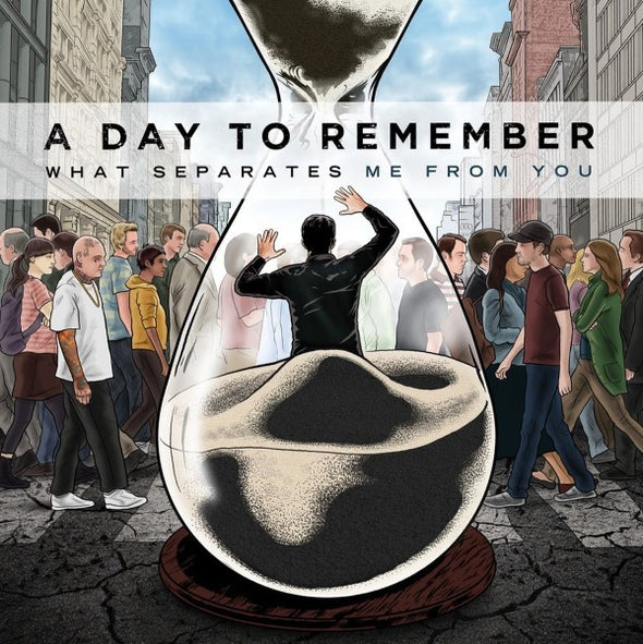 "A Day To Remember - What Separates Me From You<br>12"" Vinyl - Elsewhere"