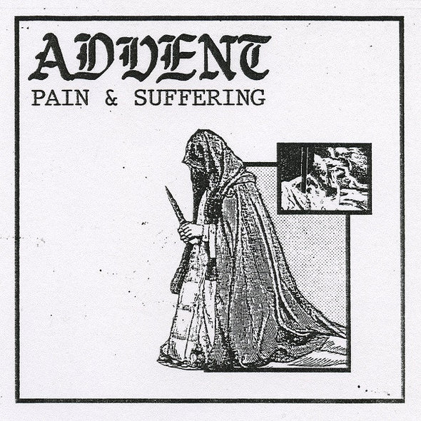 "Advent - Pain & Suffering<br>12"" Vinyl - Monkey Boy Records"