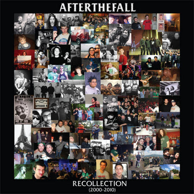 After The Fall - Recollected<br>Vinyl LP - Monkey Boy Records