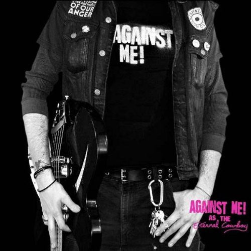 "Against Me! - As The Eternal Cowboy<br>12"" Vinyl"