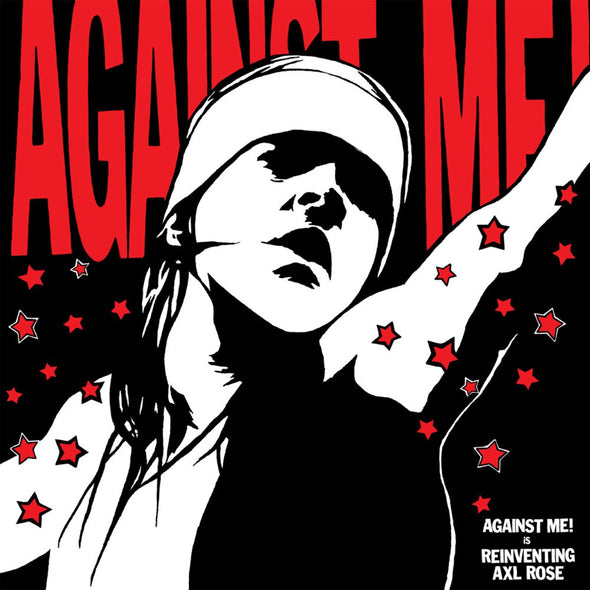 Against Me! - Is Reinventing Axl Rose<br>Vinyl LP