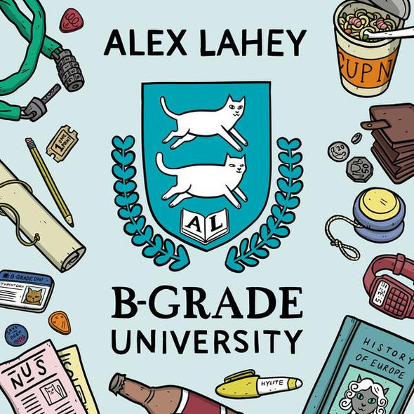 "Alex Lahey - B-Grade University<br>12"" Vinyl"