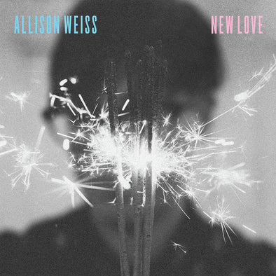 Allison Weiss - New Love<br>Vinyl LP - Monkey Boy Records