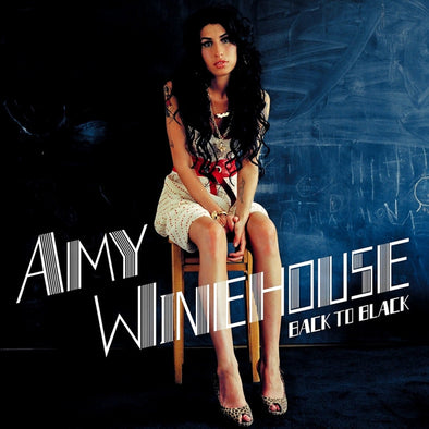 "Amy Winehouse - Back To Black<br>12"" Vinyl Vinyl LP - Elsewhere"