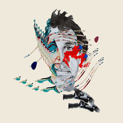 "Animal Collective - Painting With<br>12"" Vinyl Vinyl LP - Elsewhere"