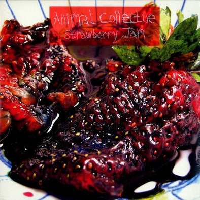 Animal Collective - Strawberry Jam<br>Double Vinyl LP
