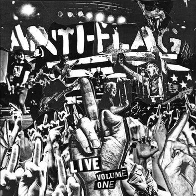 Anti Flag - Live Volume 1<br>Vinyl LP