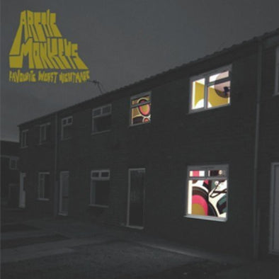 Arctic Monkeys - Favourite Worst Nightmare<br>Vinyl LP