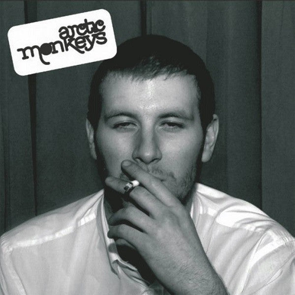 Arctic Monkeys - Whatever People Say I Am, That's What I'm Not<br>Vinyl LP - Monkey Boy Records