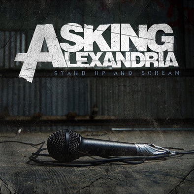 Asking Alexandria - Stand Up And Scream<br>Vinyl LP