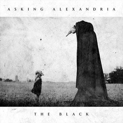 Asking Alexandria - The Black<br>Vinyl LP