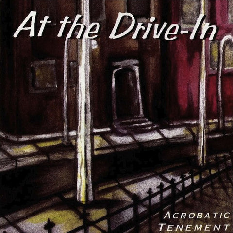 "At The Drive-In - Acrobatic Tenement<br>12"" Vinyl - Monkey Boy Records"