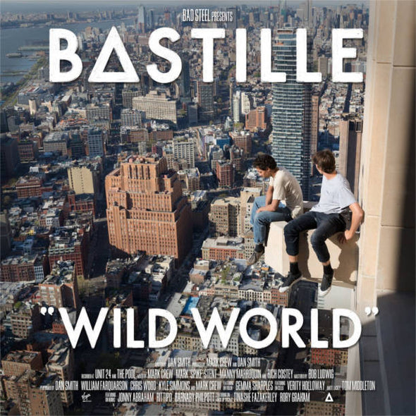 Bastille - Wild World - Monkey Boy Records