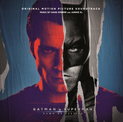 Batman v Superman: Dawn of Justice Soundtrack by Hans Zimmer and Junkie XL - Monkey Boy Records - 1