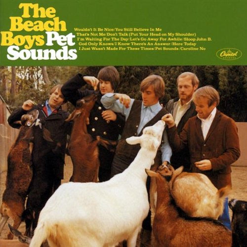 The Beach Boys - Pet Sounds Vinyl LP - Elsewhere