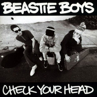 BEASTIE BOYS - CHECK YOUR HEAD<br>Vinyl LP