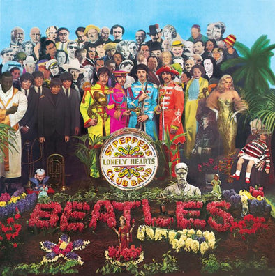 The Beatles - Sgt. Pepper's Lonely Hearts Club Band (50th Anniversary Edition)<br>Vinyl LP