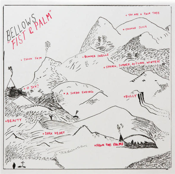 Bellows - Fist & Palm<br>Vinyl LP
