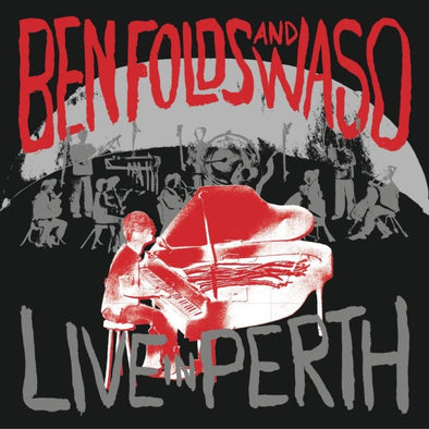 Ben Folds And W.A.S.O - Live In Perth<br>Vinyl LP